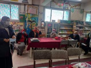 """ندوة بغرب الإسكندرية حول """"أهمية الغذاء الصحي لمواجهة كورونا """""""