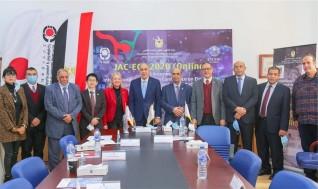 إفتتاح المؤتمر العلمي الدولي الثامن لهندسة الألكترونيات والاتصالات بـEJUST الإسكندرية
