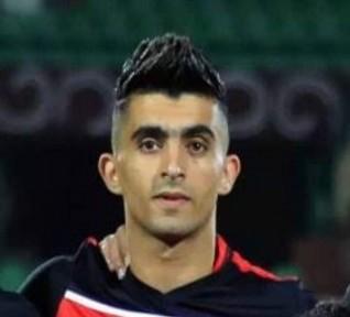 تكريم أحمد سمير لاعب طلائع الجيش بمؤتمر الإعلان عن بطولة دوري المناطق