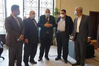 """انطلاق منظومة الإقرارات الضريبية المميكنة بـ""""غرفة الإسكندرية"""""""