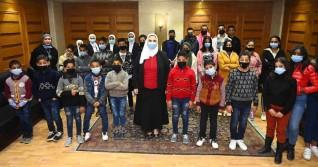 التضامن تنظم عددا من الرحلات التعريفية بمعالم مصر لأبناء دور الأيتام