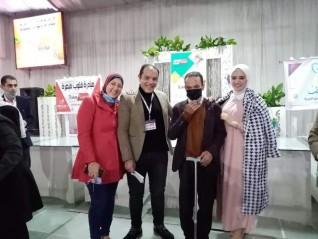 """مبادرة قلوب مبصرة"""" : احتفالا باليوم العالمي للغة """"برايل"""" للمكفوفين"""