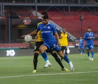 أسوان يتعادل مع الانتاج الحربى اليوم 1-1 فى الدوري الممتاز