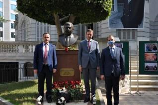 استمرار التعاون بين أكاديمية البحث العلمي المصرية والأكاديمية الوطنية للعلوم ببلاروسيا
