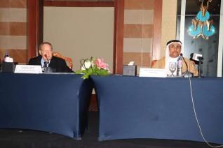 رئيس البرلمان العربي يفتتح الدبلومة التطبيقية الأولى حول الدبلوماسية البرلمانية العربية