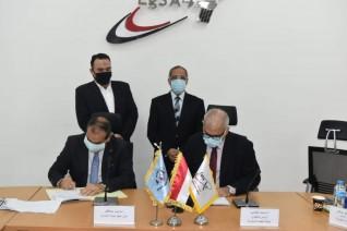 التعليم العالي: بروتوكول تعاون بين معهد بحوث البترول ووكالة الفضاء المصرية
