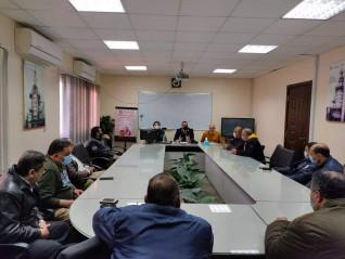 """ندوة بمركز غرب الإسكندرية حول """" أسس القيادة الآمنة """""""