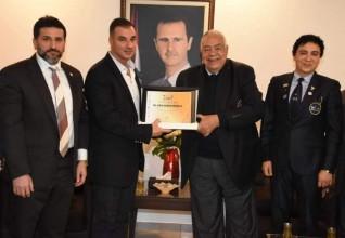 اقامة البطولة العربية لكمال الأجسام بسوريا منتصف سبتمبر المقبل