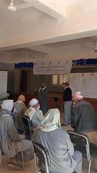 الزراعة: مركز الصحراء ينظم ورشة عمل حول المشكلات الزراعية بالوادي الجديد