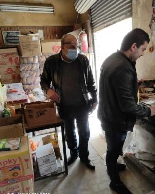 سعد الله: يتفقد منافذ صرف السلع التموينية ومخازن شركة الجملة بالاسكندرية