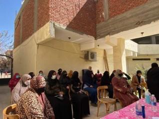 """المشروع القومى لتطوير الريف المصرى وصياغة معنى الحياة""""ندوة بقرية عامر بالسويس"""