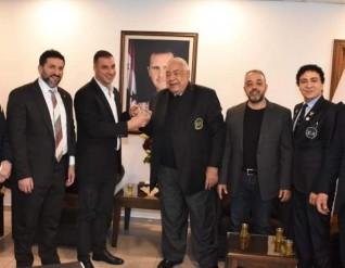 """فهيم يعلن رسمياً """" ١٣"""" كارت احتراف للبطولة العربية لكمال الأجسام والفيزيك بسوريا"""