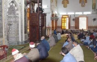 خطيب الجمعة ببني سويف: الإسلام صان الحقوق وحافظ عليها