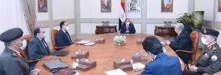 وزير الزراعة: توجيهات الرئيس السيسي بسرعة الانتهاء من مشروع الدلتا الجديدة