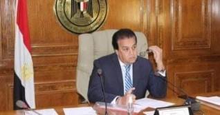 وزير التعليم العالي يتابع مشروعات جامعة الوادي الجديد