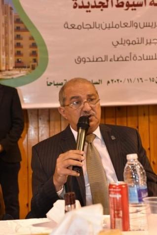 غداً.. رئيس جامعة أسيوط يشهد حفل تسليم عقود الوحدات السكنية بمدينة الرحاب