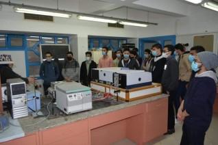 تعاون علمي بين مدينة الأبحاث العلمية والتطبيقات التكنولوجية ومدرسة المتفوقين STEM