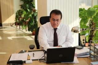 وزير التعليم العالي يرأس  اجتماع المعهد القومى للمعايرة