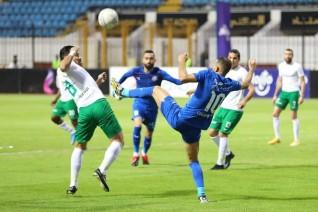 أسوان يفوز على المصرى ويصعد للنصف النهائى لكأس مصر