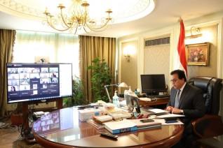 وزير التعليم العالى يشارك في فعاليات مؤتمر الجامعات العربية ودورها في مواجهة تحديات جائحة كورونا