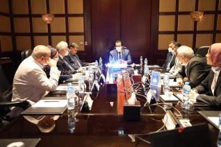 وزير التعليم العالى يرأس اجتماع اللجنة العليا للفيروسات التنفسية