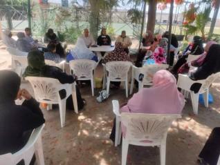 """ندوة حول """"ضرورة الدعم النفسى لذوى الهمم """" بغرب الإسكندرية"""