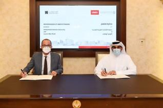 جامعة الإمارات ومتحف اللوفر بأبوظبي يوقعان اتفاقية تعاون لتعزيز التعاون والبحث العلمي