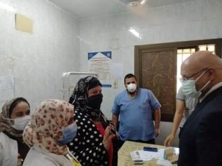 جامعة بنها تواصل تنظيم القوافل الطبية بقرى شبين القناطر