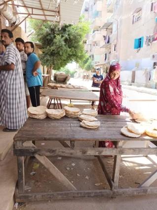 """""""سعد الله"""" يوجه التحية لأصحاب الأنشطة التموينية بالإسكندرية على مجهوداتهم خلال أيام العيد"""