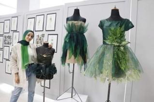 أزياء بروح التفاؤل والأمل بمشروعات التخرج لطلاب الفنون التطبيقية فى جامعة بدر