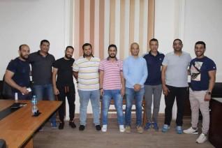 نادى المنيا يعلن عن اسماء اللاعبين  فى قطاع كرة اليد للموسم الجديد