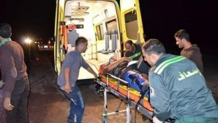 وفاة سيدة وإصابة 5 آخرين في حادث تصادم فى الفيوم