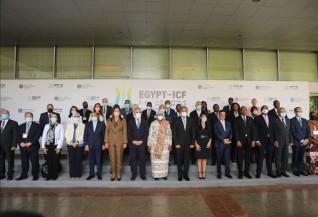 انطلاق فعاليات النسخة الأولى من منتدى مصر للتعاون الدولي والتمويل الإنمائي بمشاركة رئيس الوزراء