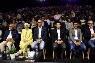 وزير الرياضة يشهد ختام بطولة مصر الدولية المفتوحة للإسكواش
