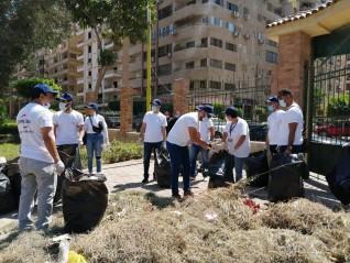 نظافة القاهرة تنظم يوم بيئي مع منظمة عالمية
