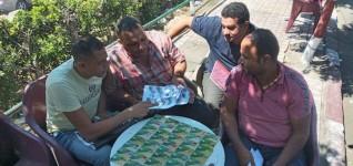 تموين الإسكندرية يضبط ٤١ بطاقة تموينية داخل أحد المخابز بمنطقة أبيس