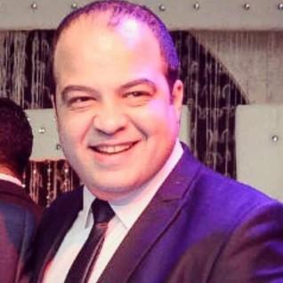 شريف باهر يحتفل مع الشعب السعودي