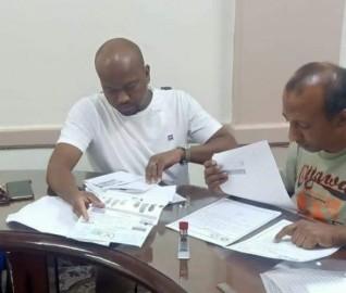 ٣٥ مرشحا يخوضعون انتخابات مجلس إدارة نادى اسوان