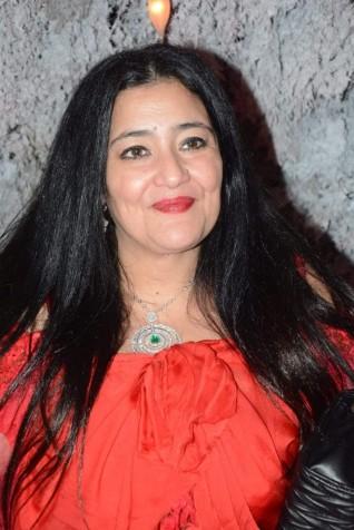 الفنانة شاليمار شربتلي تفتتح معرض أجيال بجاليري هالة للفنون بالقاهرة