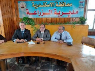 """ندوة بمركز غرب الإسكندرية عن """" بناء القدرات والتنمية المستدامة"""""""