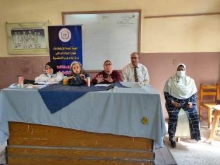 """ندوة بمركز غرب الإسكندرية حول """" التغذية السليمة وصحة الأسرة """""""