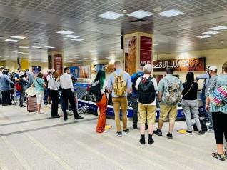 انطلاق أولى رحلات مصر للطيران بين شرم الشيخ والأقصر بعد توقف دام ٦ سنوات  