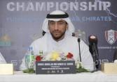 رئيس إتحاد الإمارات يهنئ «فهيم »بنجاح البطولة العربية لكمال الأجسام
