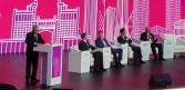 بالصور.. بدء فعاليات المنتدى الإقتصادي العالمي لبحث التخطيط والمعرفة والابتكار بكازاخستان