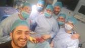 الجراحين المتميزون يلتقون في معهد الأورام القومي بالقاهرة