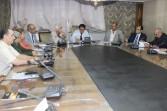 وزير التعليم العالي يترأس اجتماع مجلس إدارة الاتحاد الرياضي للجامعات