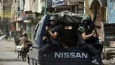 القبض على 22 مسجل خطر فى شارع مستشفى الصدر بالعمرانية