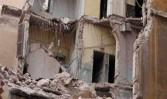 إصابة 4 أشخاص إثر انهيار جزئي لعقار غرب الإسكندرية
