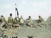 الجيش الوطني يحرز تقدماً جديدا في قلب محافظة صعدة ويحقق تقدما في سلسلة الجبال  الممتدة بين جبهتي مرآن وعلب