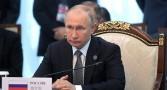بوتين: من الضروري ضمان القضاء التام على البؤر الإرهابية في إدلب